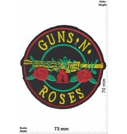 Guns n Roses Guns n Roses - two guns - round