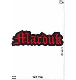 Marduk Marduk - red - Black-Metal-Band