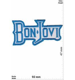 Bon Jovi  Bon Jovi - Rockband - blue