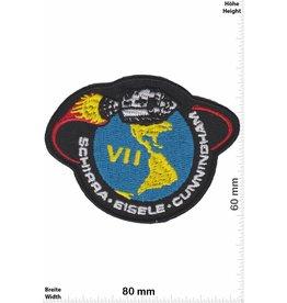 Apollo Apollo VII - Schirra Eisele Cunningham
