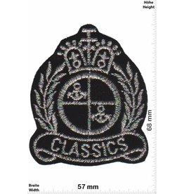 Navy Marine - Classics - silver