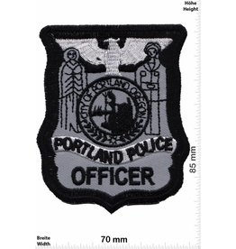 Porsche Portland Police - Officer