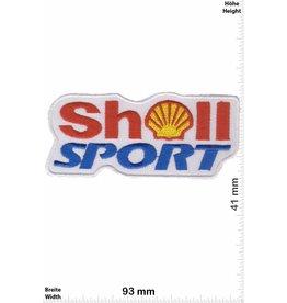 Shell Shell Sport - weiss