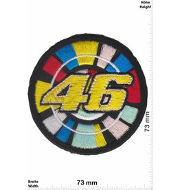 The Doctor 46 - round - the Doctor -Valentino Rossi