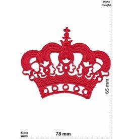 King King - Crown - red