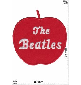 Beatles  The Beatles - red Apple