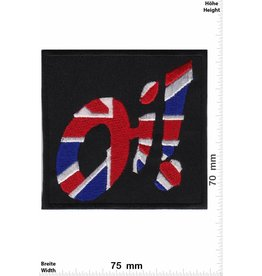 Oi oi ! - UK - Union Jack