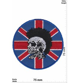 Punks Punks - Irokese - UK - Union Jack