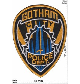 Gotham City Gotham City - Police Department