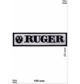 Ruger Ruger - black white