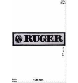 Ruger Ruger - black white
