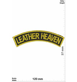 Leather Heaven Leather Heaven - curve