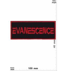 Evanescence Evanescence - red - Alternative-Rock - Nu Metal-Band
