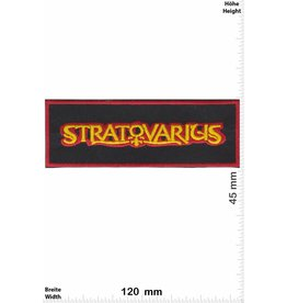 Stratovarius Stratovarius - rot gold  -Power-Metal-Band