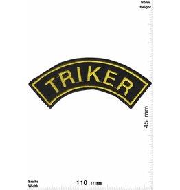 Triker Triker - curve - gold
