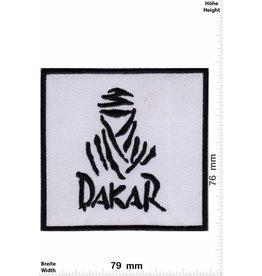 Dakar DAKAR - Paris Dakar Rally - white black