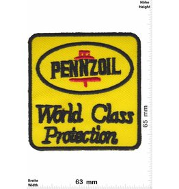 Pennzoil Pennzoil - World Class Protection