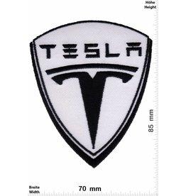 Tesla  Tesla - black white