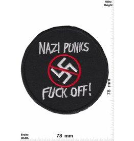 Nazi Nazi Punks  - Fuck off!