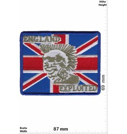 England, England England - Exploited