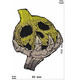 Totekopf  Skull in Hand
