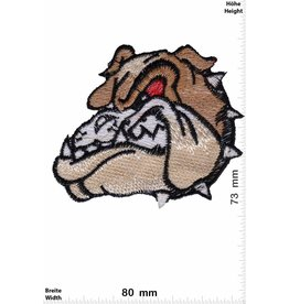 Bulldog Angry Bulldog - Bulldogge