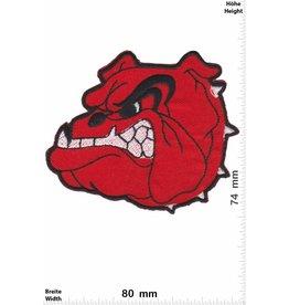 Bulldog Angry Bulldog red - Bulldogge