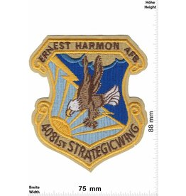 Army 4081st Strategic Wing - Ernest Harmon AFB - HQ