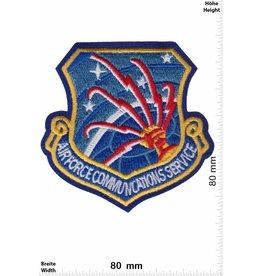 U.S. Air Force Air Force Communication Service - HQ