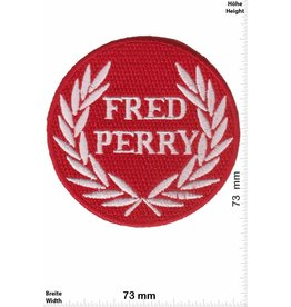 Fred Perry Fred Perry - rot