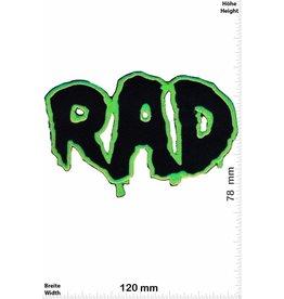 RAD RAD - green