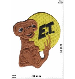 E.T.  E.T. the Extra-Terrestrial