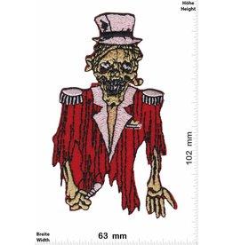 Zombie Zombie - red