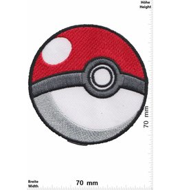 Pokémon Go Pokémon - Ball red