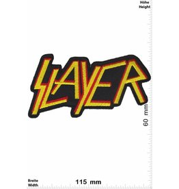 Slayer Slayer - gold