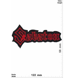 Sabaton  Sabaton - red - Power-Metal-Band