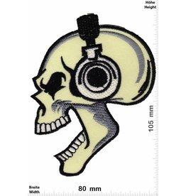 DJ Totenkopf Kopfhörer - DJ