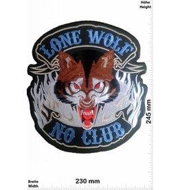 Lone Wolf Lone Wolf - No Club - 24 cm - BIG