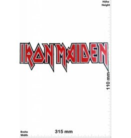 Iron Maiden IRON MAIDEN - 31 cm - BIG