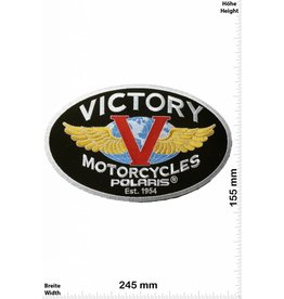 Victory Victory V Motorcycles - Polaris Est. 1954 -  24 cm - Big