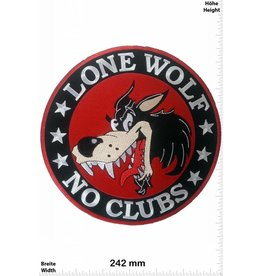 Lone Wolf Lone Wolf No Clubs - 24 cm - BIG