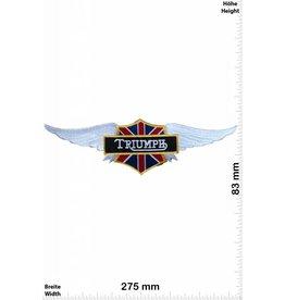 Triumph Triumph Fly - schwarz - schwarz - 27 cm  - BIGPATCH  -Motorsport