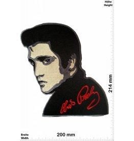 Elvis Elvis Presley  - 21 cm - BIGMusicRockabilly Rocker Biker Greaser Vintage