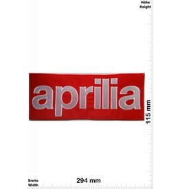Aprilia Aprilia - rot - rot - 29 cm  - BIG