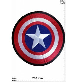 Captain America Captain America - The First Avenger - 20 cm - BIGGame - Comic
