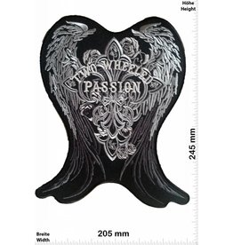 Angel two whelled Passion - Fügel - 24 cm - BIG