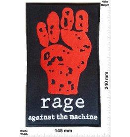 Rage against the machine rage - against the machine - 24 cm - BIG