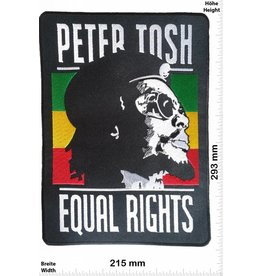 Peter Tosh Peter Tosh - Equal Rights - Reggae - 29 cm - BIG