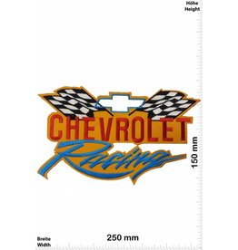 Chevrolet  Chevrolet Racing - Corvette - 25 cm - BIGPATCH -Motorsport