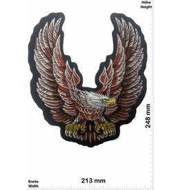 Adler Adler - Eagle  - 24 cm - BIG